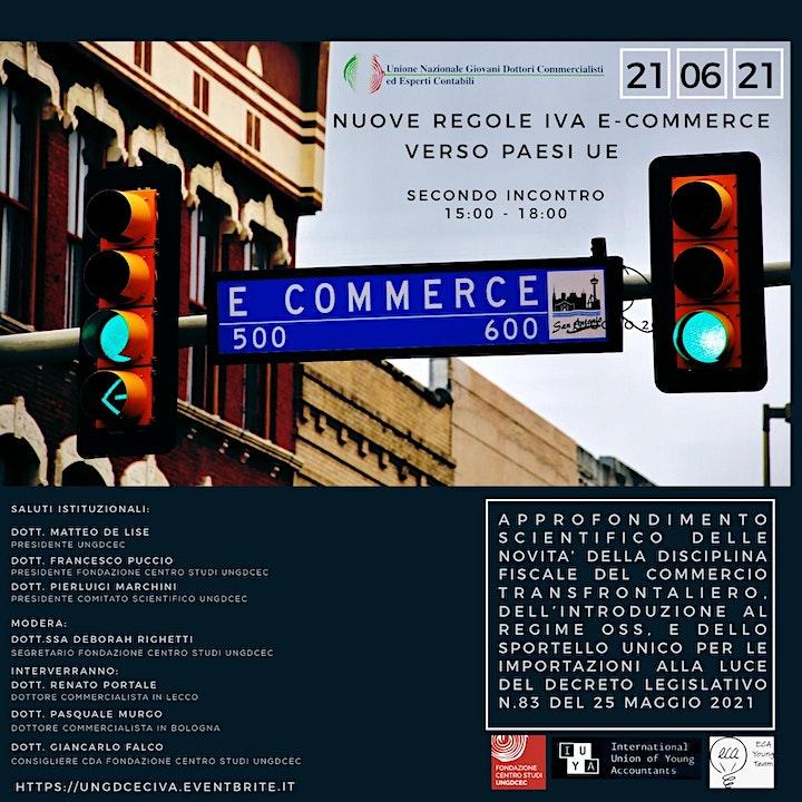 Immagine Secondo approfondimento sulle novità Iva e-commerce verso paesi UE
