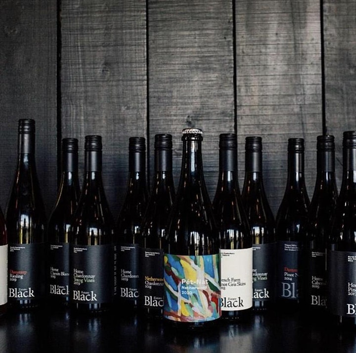 Miro and Black Estate Wines Colab featuring  Kings truffles image