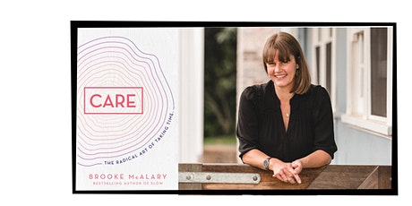 Care - In Conversation with bestselling author, Brooke McAlary tickets