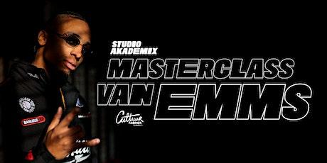 Masterclass Emms tickets