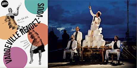 Vaudeville Rendez-Vous 2021 - BAÏNA[NA]   LE G. BISTAKI [França] bilhetes