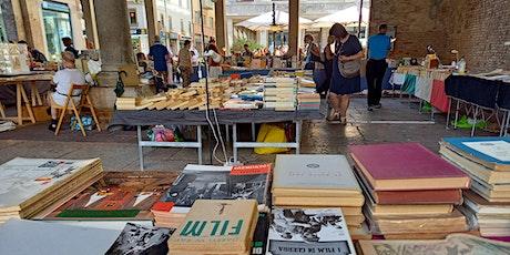 LIBRI in LOGGIA mostra/mercato del libro antico, raro, introvabile biglietti