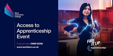 Access to Apprenticeships tickets