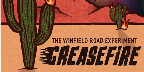 Greasefire Single Launch - Take 2! tickets