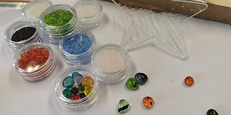 Make your own fused glass picture workshop. tickets