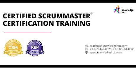 Certified ScrumMaster® (CSM®) Certification Training in Atlanta tickets