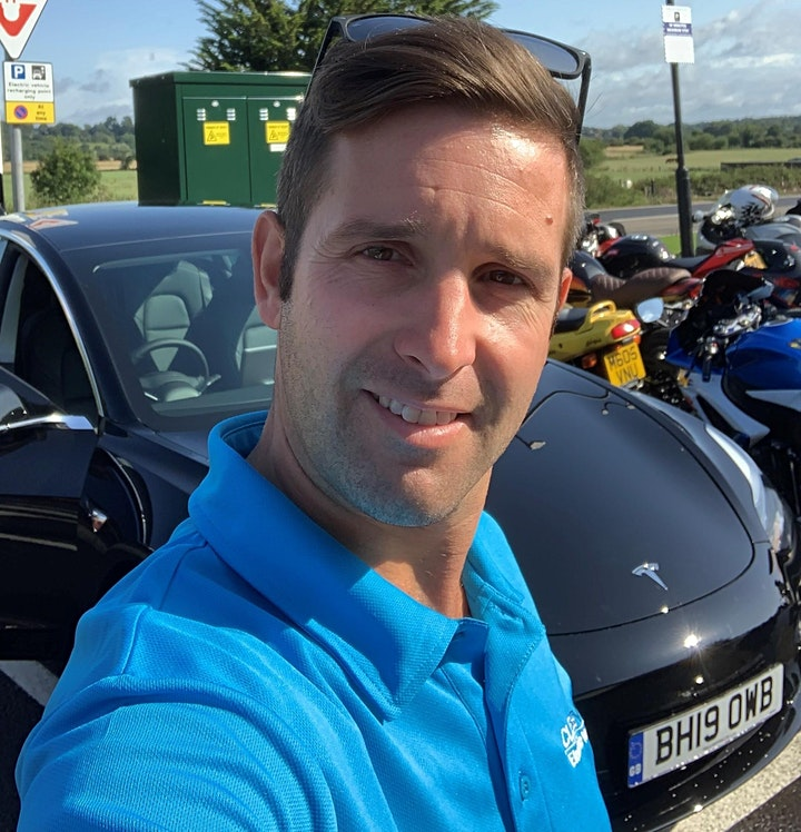 CK Futures webinar - Electric Vehicles - A Talk by Matt Cleevely image