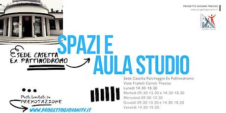 AULA STUDIO -Sede Casetta Ex Pattinodromo biglietti