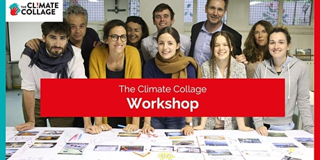 Climate Collage Workshop - UK tickets