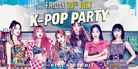 Melbourne K-Pop Party 30th July [Full Capacity Event] tickets