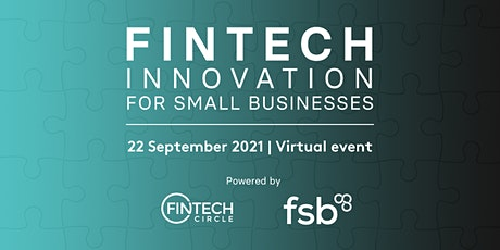 FINTECH Innovation for Small Businesses tickets