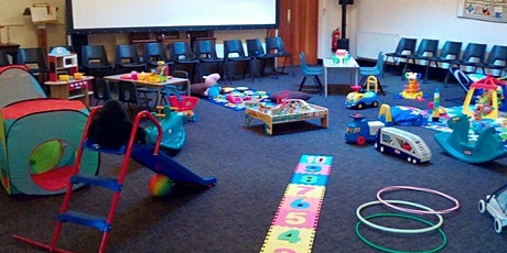 Toddler Group (Wormley Free Church) - Wednesday 23rd June tickets