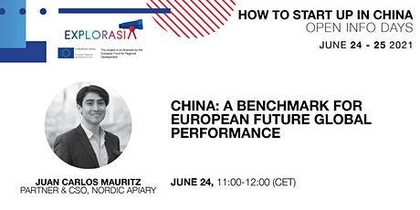 China: A Benchmark for European Future Global Performance tickets