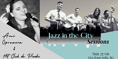 'Jazz in the City' Sessions tickets