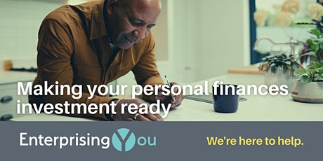EnterprisingYou: Making your personal finances investment ready tickets