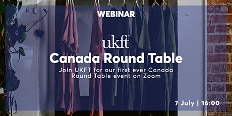 UKFT's Canada Round Table Tickets