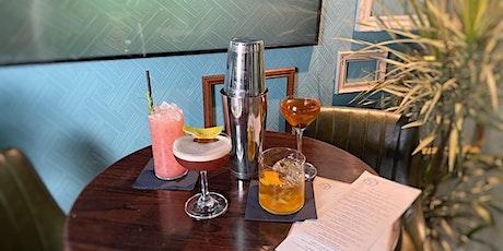 Shaken or Stirred - Cocktail Masterclass tickets