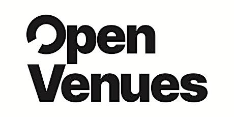 Open Venues Consultation (Visual Arts) tickets