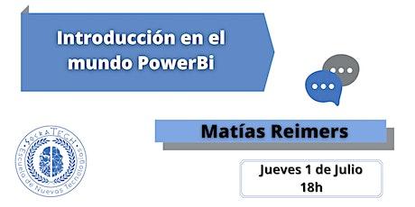 Introducción en el mundo de PowerBI boletos