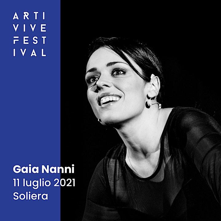 Immagine Arti Vive Festival - Gaia Nanni in Gli ultimi saranno ultimi