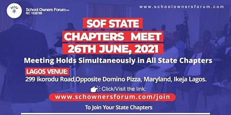 SCHOOL OWNERS FORUM GOES NATIONWIDE tickets