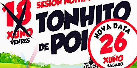 Tohito de Poi no Rock Artesán do Río Tea entradas