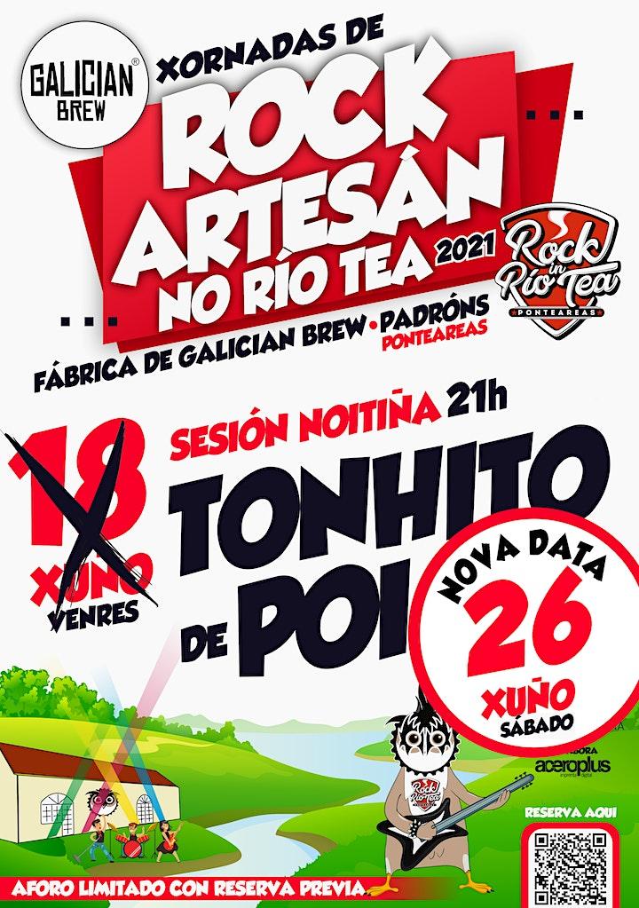 Imagen de Tohito de Poi no Rock Artesán do Río Tea