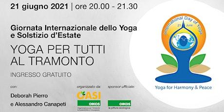 Yoga biglietti