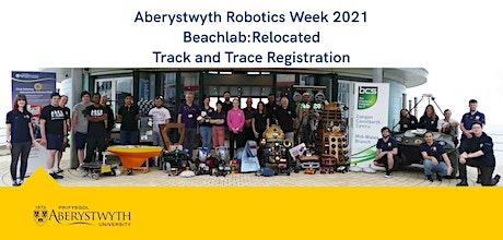 Aber Beachlab:Relocated Track and Trace tickets