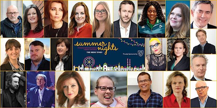 The Irish Times Summer Nights Festival image