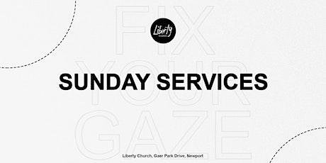 Sunday Gathering - 27th June 2021 11.15am tickets