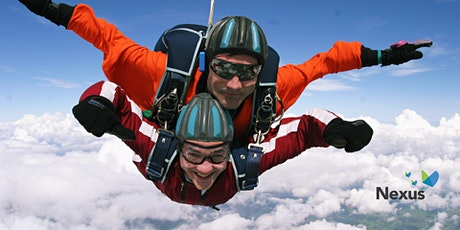 Skydive for Nexus tickets