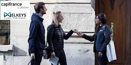 Comment rentabiliser son logement en location courte durée à Bordeaux billets