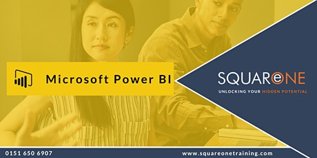 Microsoft Power BI Introduction (Online Training) tickets