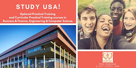 Study & Work in the USA! tickets