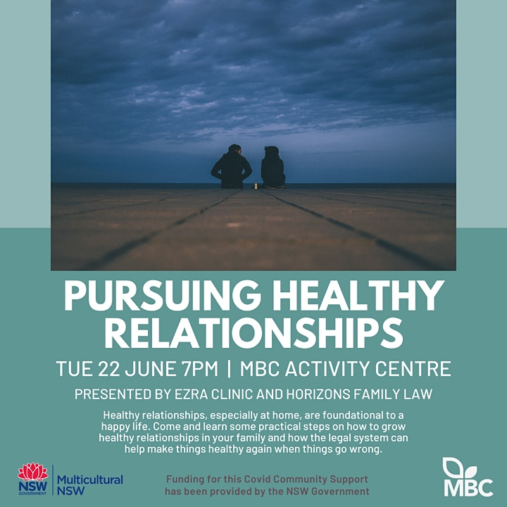 Pursuing Healthy Relationships image