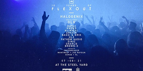 Rescheduled: 10 Years of Flexout tickets