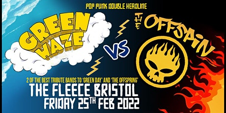 Green Haze - A Tribute To Green Day + The Offspin tickets