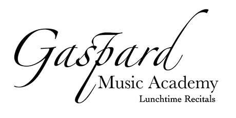 Gaspard Lunchtime Recital Series tickets