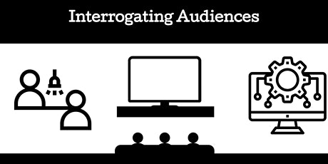 Interrogating Audiences - Presented by ISIR tickets