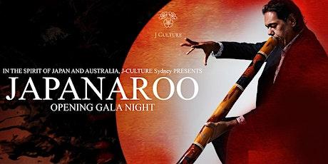 Japanaroo Cultural Gala Night tickets