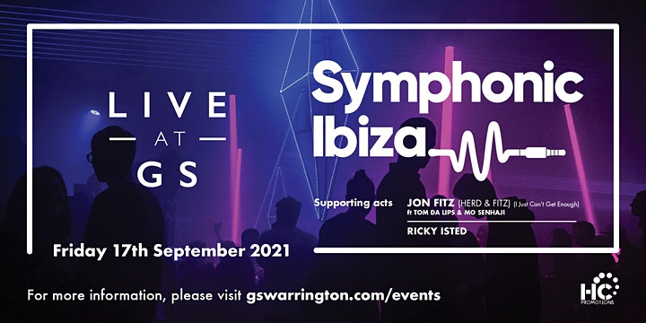 Symphonic Ibiza + Special guests image