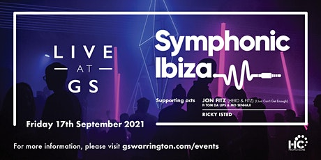 Symphonic Ibiza + Special guests tickets
