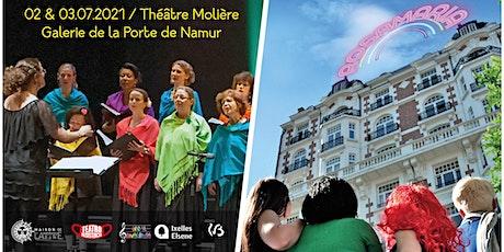 """Chorale Anaconda + Teatro Resistencia """"Rosamaría"""" tickets"""