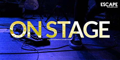 On Stage - A Photography Exhibition tickets