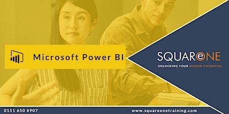 Microsoft Power BI Visualisations(Online Training) tickets