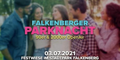 **Falkenberger Parknacht** Tickets