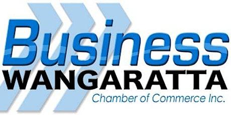 Business Wangaratta NEW Website Launch & Membership Structure #1 tickets