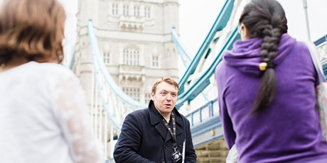 The Story of Tower Bridge - An Online Talk by David Laird tickets