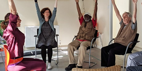 Chair and Gentle Yoga for Lambeth Residents tickets